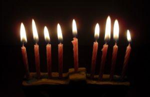 "Noam Weissman, ""Hanukkah in Modern Israel"" December 23, 2019"